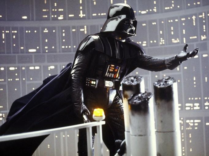 James Earl Jones as Darth Vader
