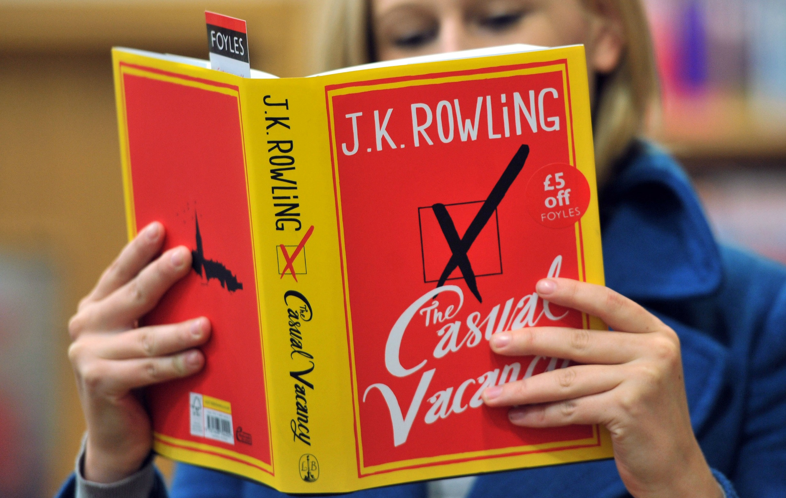 J.K. Rowling's The Casual Vacancy to begin shooting for HBO summer 2014