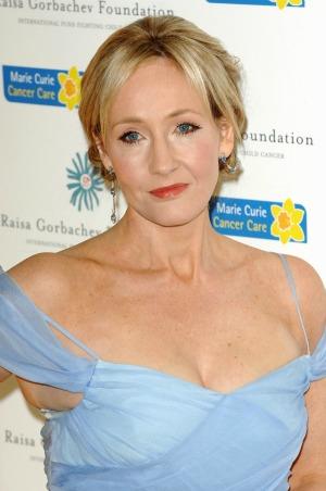 J.K. Rowling writes <em>The Casual Vacancy</em>