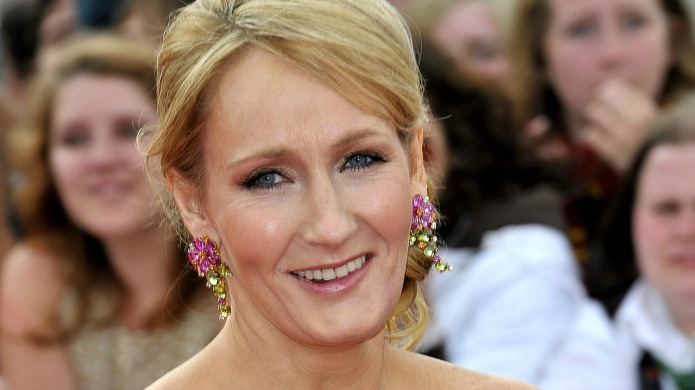 JK Rowling reveals the names of