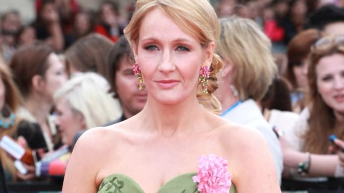 J.K. Rowling answers fan's question about