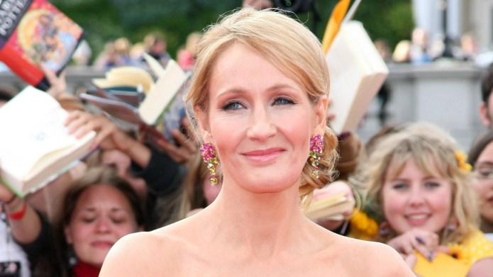 J.K. Rowling writes heartfelt letter about