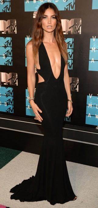 Lily Aldridge VMAs