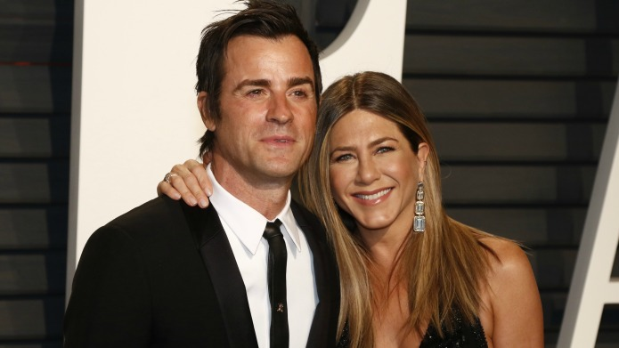 Jennifer Aniston and Justin Theroux's Relationship