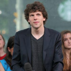 New couple alert: Jesse Eisenberg and