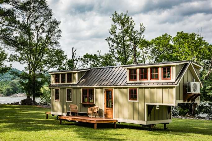 A Look Inside Some of the Most Glamorous Tiny Homes for Sale: the denali
