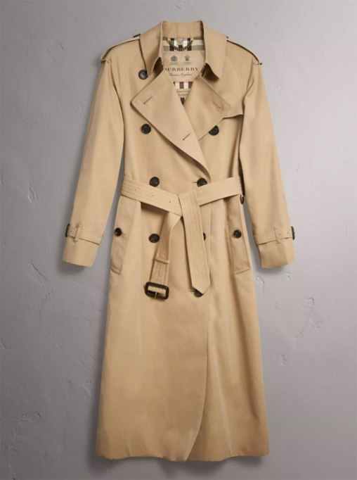 Things Every Woman Should Own by Age 30 | The Classic Trench
