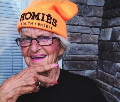 Gangsta granny BaddieWinkle is the best