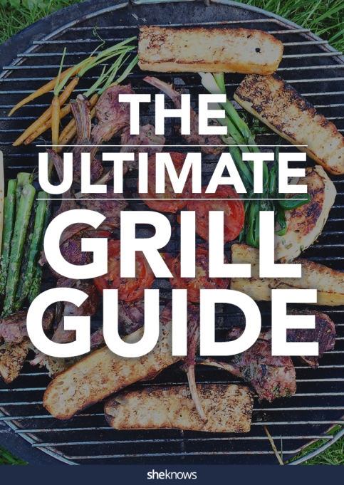 Our ultimate grill guide for the perfect backyard cookout