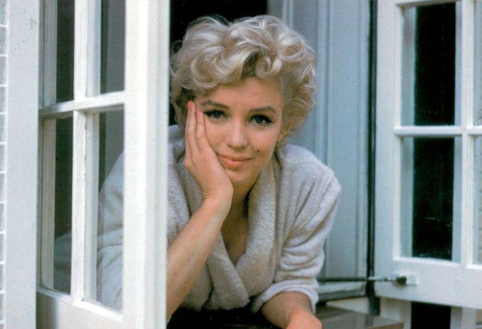Marilyn Monroe promotional pic