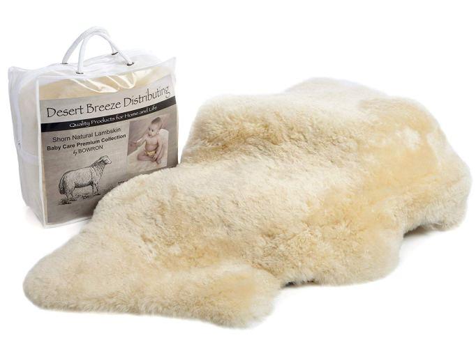 New Zealand Sheepskin Baby Rug
