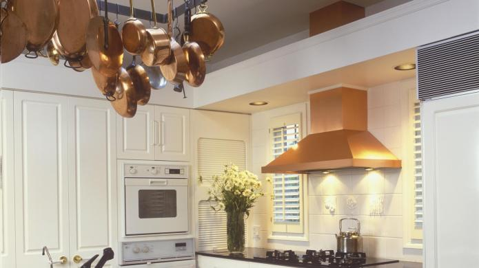 Why copper is the metallic finish