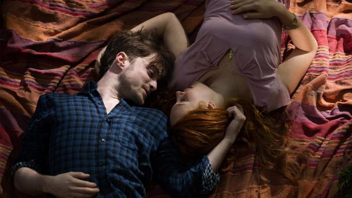Get horny with Daniel Radcliffe in