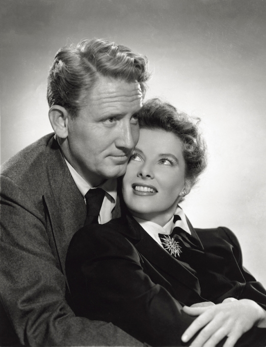Celebrity couples who were friends first: Katharine Hepburn & Spencer Tracy