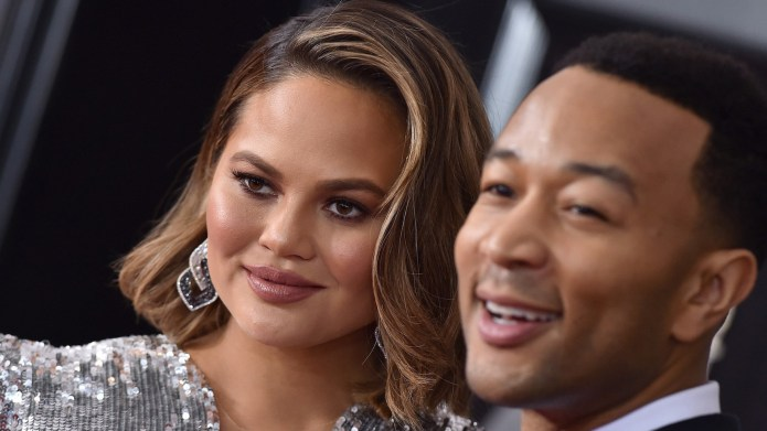 Pregnant Chrissy Teigen Is Already Excited