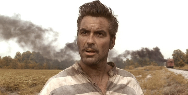 George Clooney in O Brother, Where Art Thou