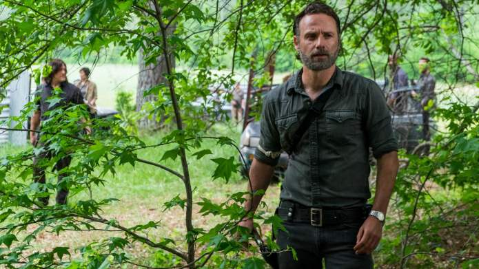 Andrew Lincoln Reveals Who Is in