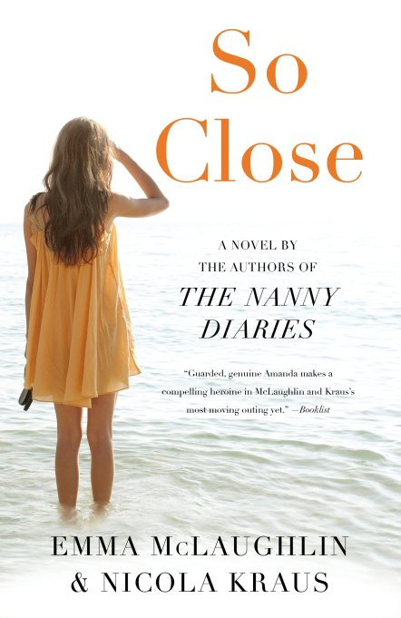 So Close book cover