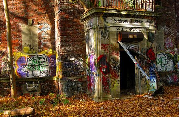 6 Places to try urban exploration