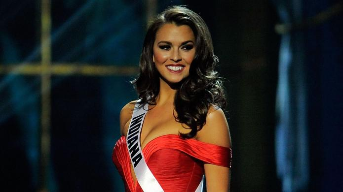 Miss Indiana says she's proud of