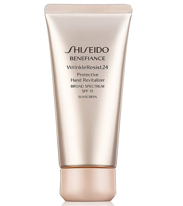 The Best Anti-Aging Hand Cream | Shiseido Benefiance WrinkleResist24 Protective Hand Revitalizer