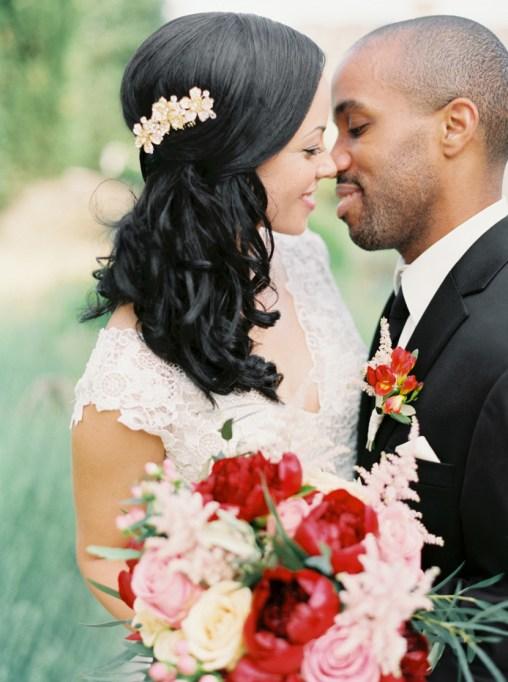 Ethereal Bridal Hair Accessories | Sarah Kate Photo