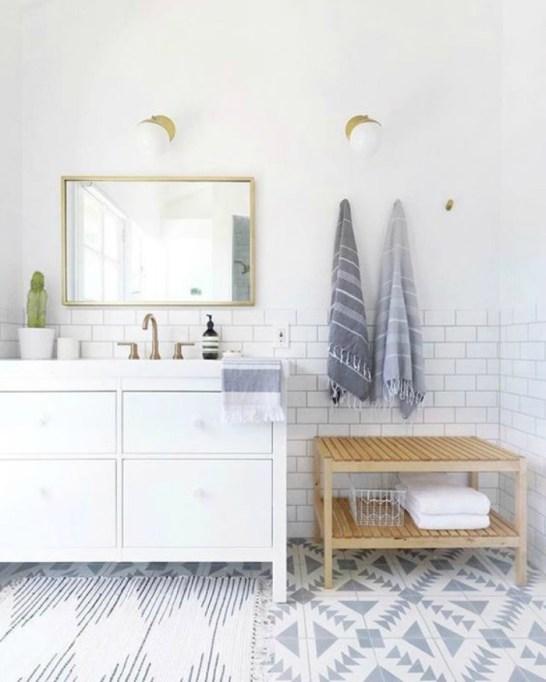 2018 Spring Decor Trends: Spa Bathroom