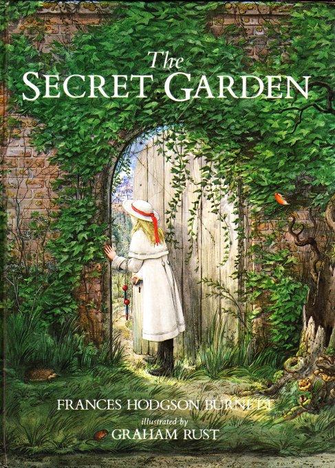 Books for girls: The Secret Garden
