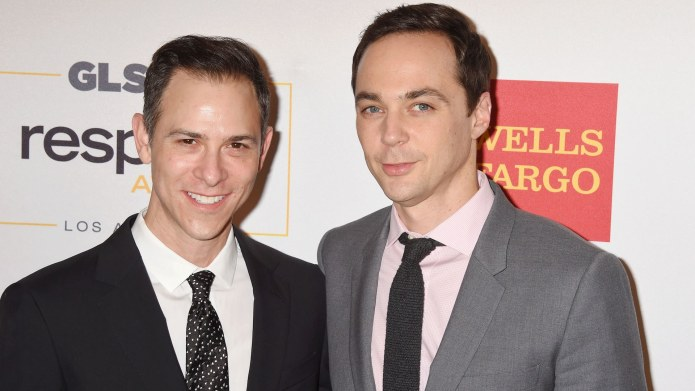 TBBT's Jim Parsons Married the Love