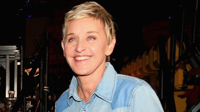 Ellen DeGeneres Is Selling Her Santa