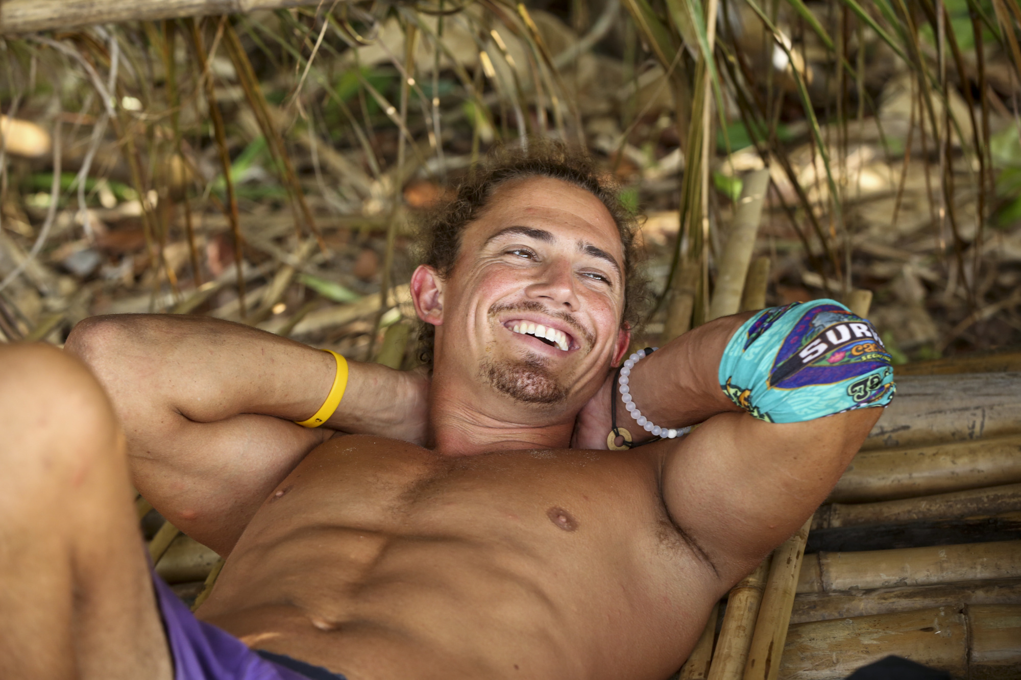 Joe Anglim on Survivor: Second Chance