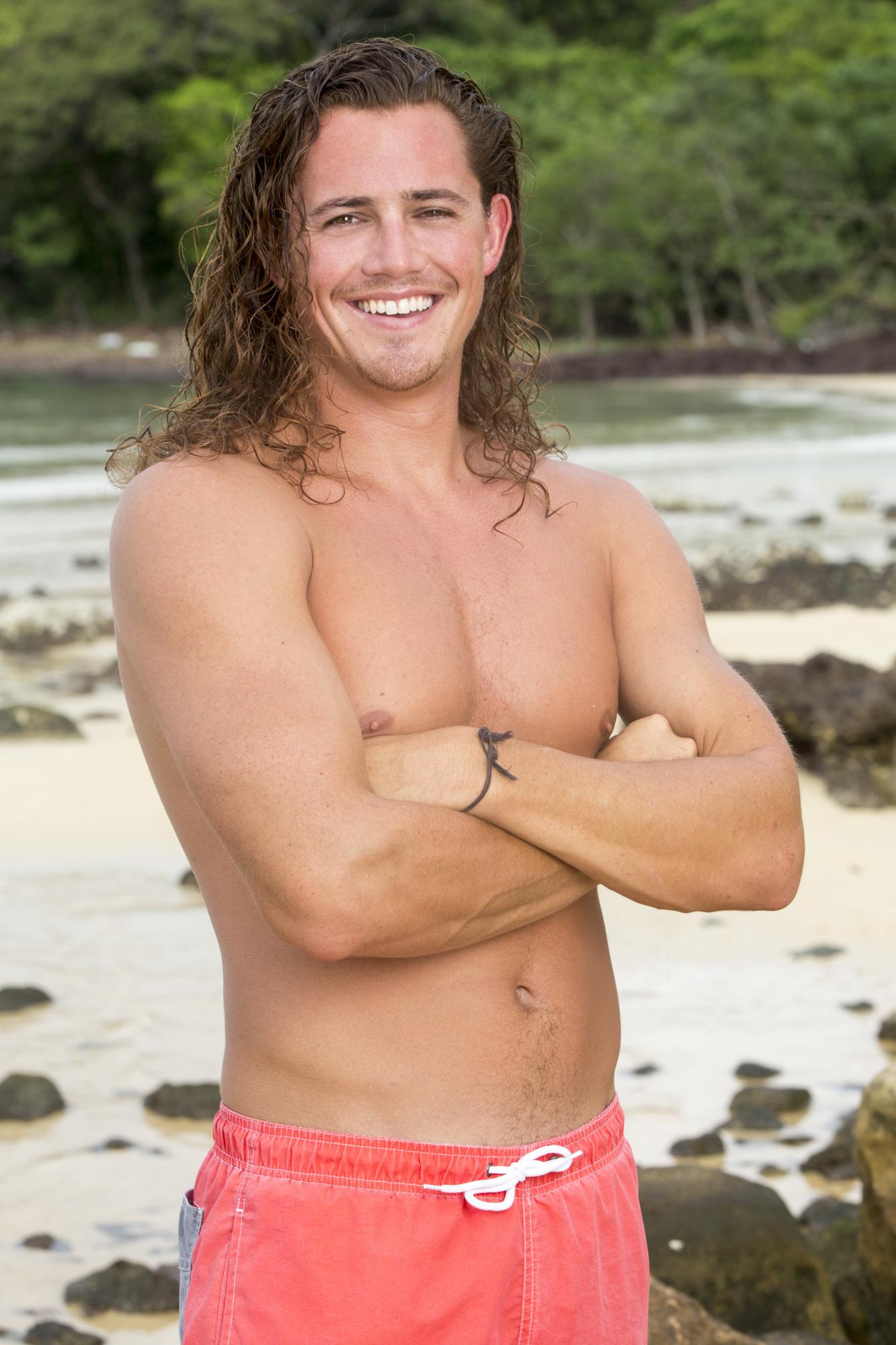 Joe Anglim cast photo for Survivor: Second Chance