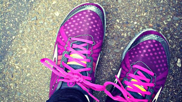 Female jogger has best response ever