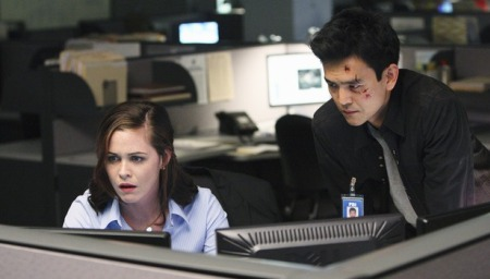 John Cho is at the heart of the FlashForward mystery