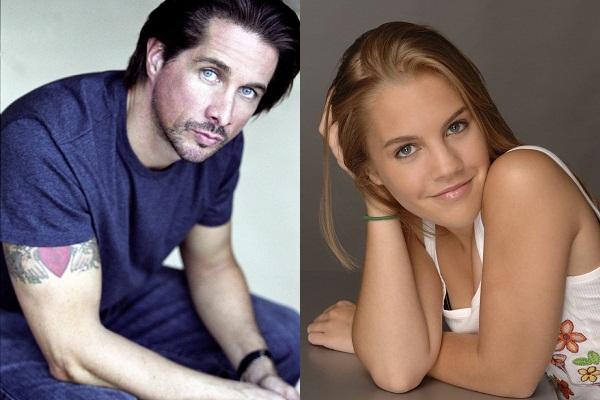Michael Easton and Kristen Alderson