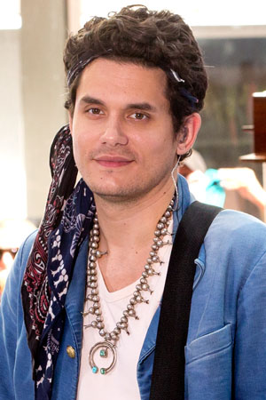 John Mayer on the Today show