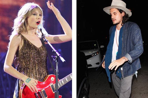 Battle Of The Exes Taylor Swift Vs John Mayer Sheknows