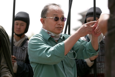 John Woo directing Red Cliff, out December 4 in theaters