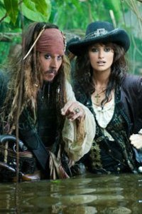 Johnny Depp and Penelope Cruz's Pirates of the Caribbean: On Stranger Tides has big box office open overseas