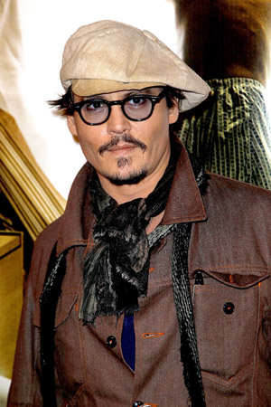 Johnny Depp sued for security guard beating