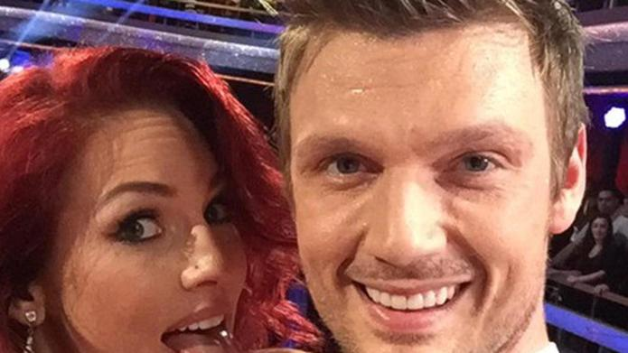 DWTS' Nick Carter's baby news gave