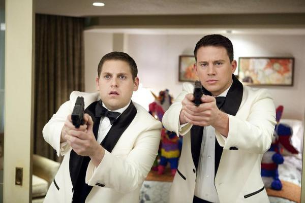 Johan Hill and Channing Tatum go back to prom in the new 21 Jump Street trailer