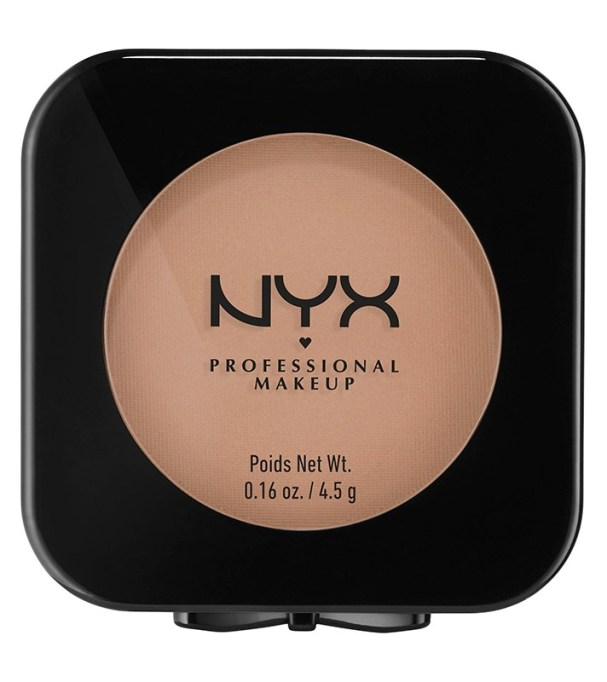 Best Drugstore Blushes Under $11: Nyx Professional Makeup High Definition Blush in Taupe | Drugstore Makeup 2017