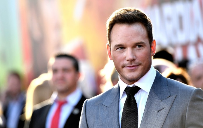 Seriously, Chris Pratt Needs to Consider
