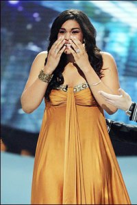 Jordin Sparks wins American Idol