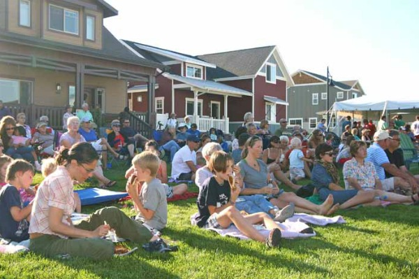 Josephine Crossing summer concerts