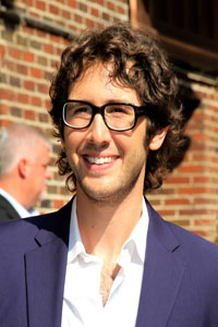Josh Groban wants to join the Mile-High club