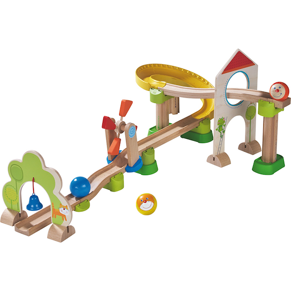 Gifts for kids with autism: Kullerbu Windmill Track Set