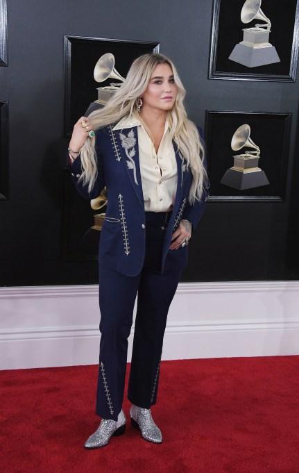 Grammys 2018 Best Dressed: Kesha