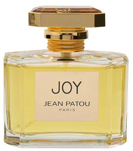 Henri Alméras's Joy Perfume for Jean Patou